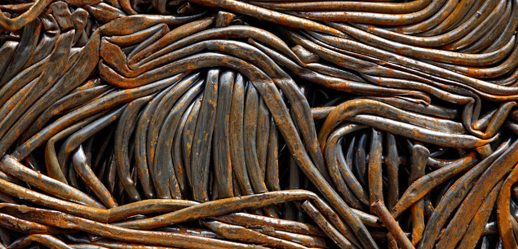 Scrap Steel Coils